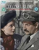 Life & Death of Colonel Blimp [Reino Unido] [Blu-ray]