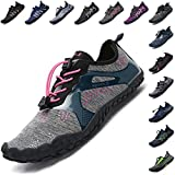 SCIEN Mens Womens Water Shoes Quick Dry Barefoot Outdoor Sports Aqua Socks Slip