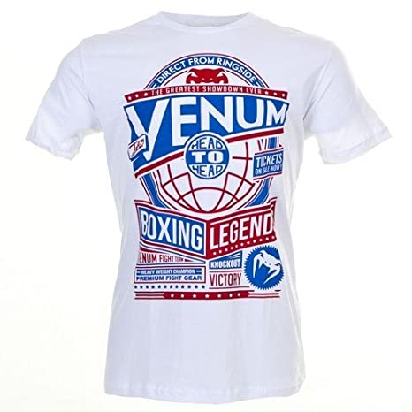 Venum Boxing Legends Mma T Shirt Ice