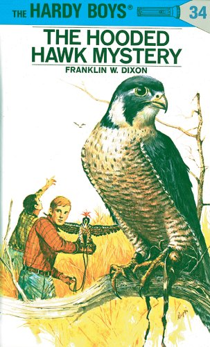 book cover of The Hooded Hawk Mystery