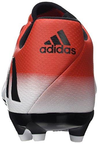 Adidas Messi 16.3 Ag, Botas de Fútbol para Hombre, Rojo (Rojo/Negbas/Ftwbla), 48 EU