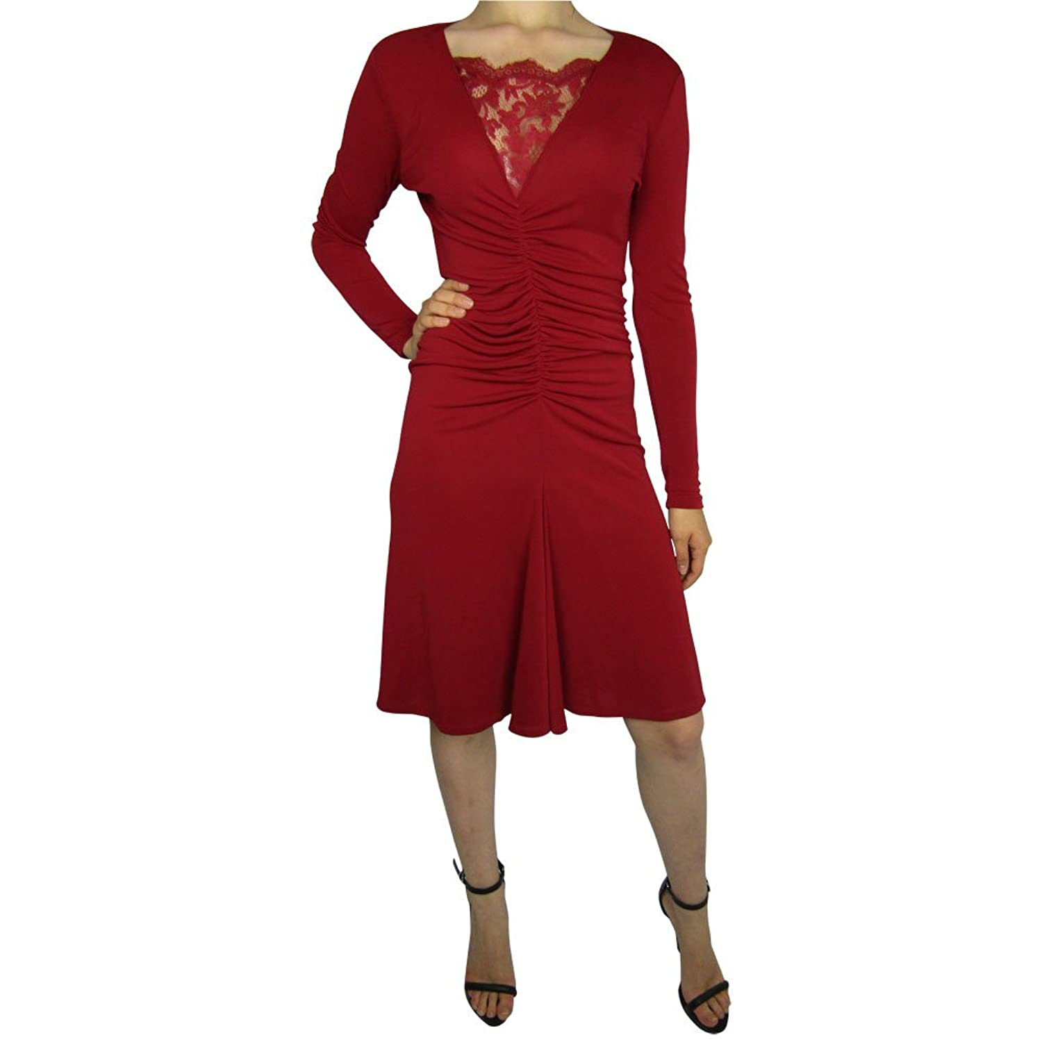 Alice By Temperley Blue & Wine Viscose Beautiful Alcazar Dress use in all season UK8/US4 for Womens