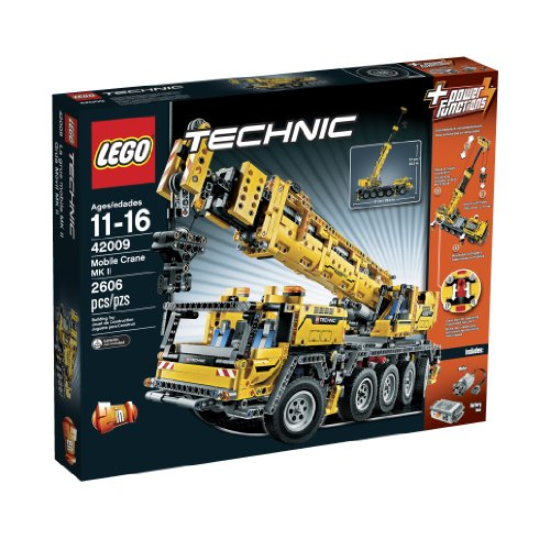 LEGO Technic 42009 Mobile Crane MK II(Discontinued by manufacturer)