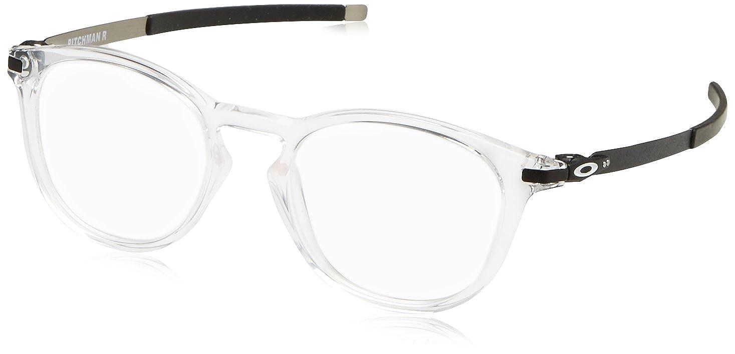 Oakley Pitchman R Transparente OX8105 04 50-19 Medium  Amazon.ca  Clothing    Accessories a38d6524fab