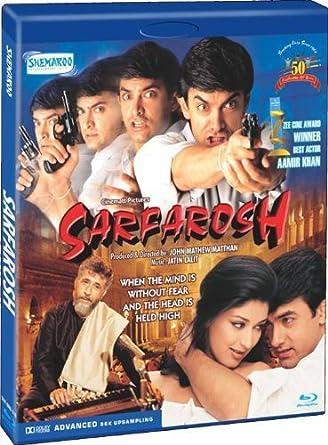 Amazon com: Sarfarosh (Hindi Movie / Bollywood Film / Indian