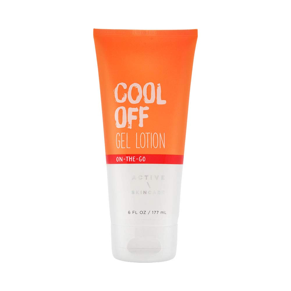 Bath & Body Works Active/Skincare Cool Off Gel Lotion, 6.0 Ounce, Multicoloured