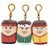 3''x 2'' x 1.5'' BASKETBALL STAKZ - KEY CHAIN (2dz/min), Case of 180
