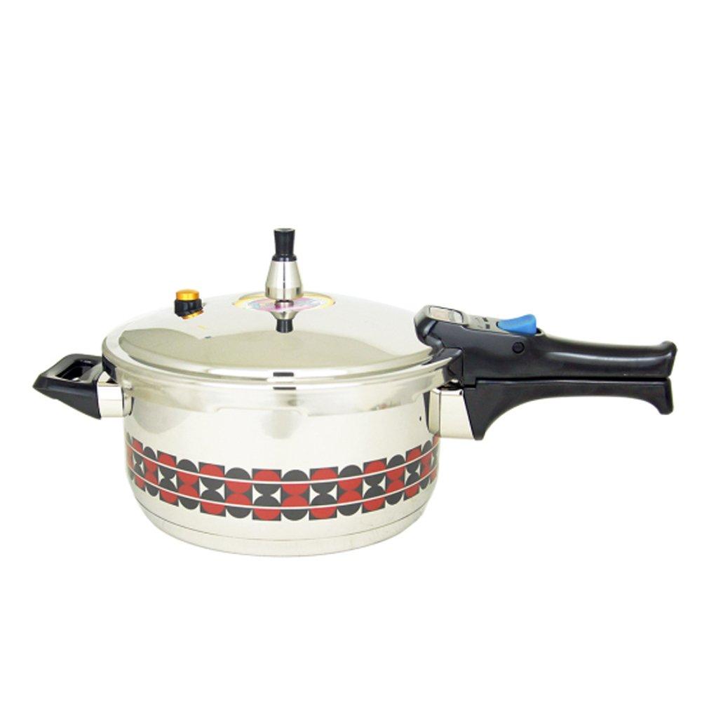 Kitchen-Art Nueva Ex Inoxidable Olla de presión 2.5L para 4 ...