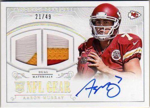 2014 Panini National Treasures Rookie NFL Gear Dual for sale  Delivered anywhere in USA