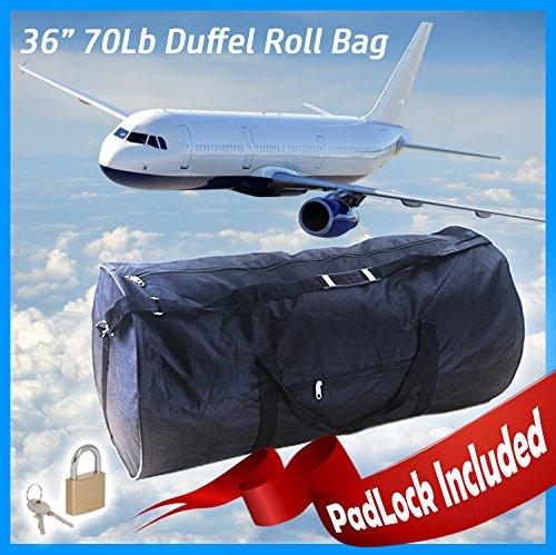 70 Lb Suitcase - 3