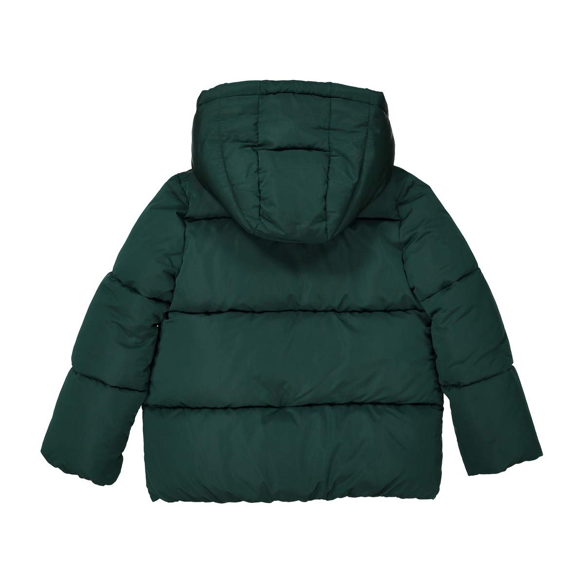 La Redoute Collections Big Girls Long Warm Hooded Padded Jacket 3-12 Years