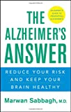 The Alzheimer's Answer, Marwan Sabbagh, 0470522453