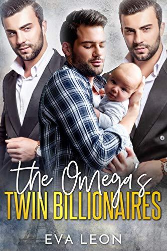 The Omega's Twin Billionaires: An Omegaverse Mpreg Romance (Big City Love Book 1)