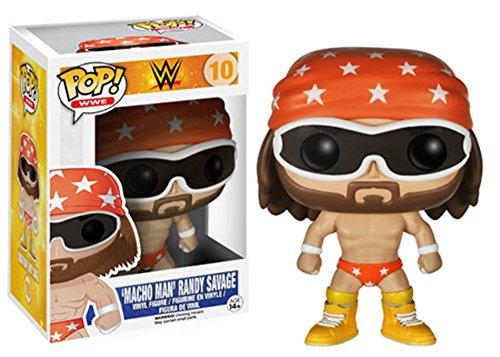 Funko Pop! WWE: Randy Savage Figure -