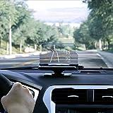 Head Up Display (HUD) - Dashboard Mounted -GPS Navigation Image Reflector - Universal