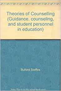 theories of guidance and counselling pdf