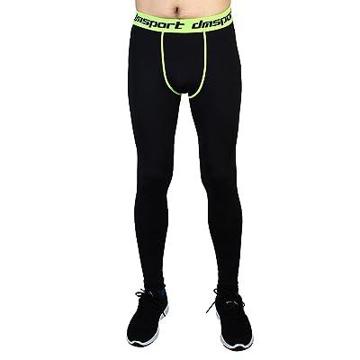 sourcingmap Homme Vêtement sport Course collant Compression Base Layer Long pantalon sport