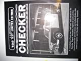 Checker Road Test 9781855203440
