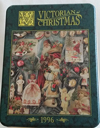 Springbok Collectible Puzzle Tin - Victorian Christmas - 1996