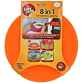 Amazon Com Micro Easy Grab By Safe Grabs 10 Quot Orange