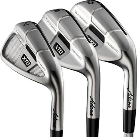 Adams Golf hierros forjados XTD 4-PW KBS C-Taper ejes ...