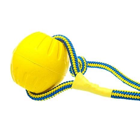 Artistic9 (TM) Juguetes para perro, pelota de goma indestructible ...