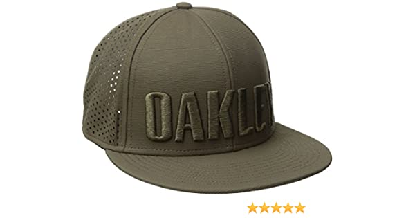 Oakley Ajuste Ajustable Sombreros Cantina OCTANO Perf Sombrero ...