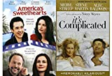 Romantic Comedy Set - It's Complicated & America's Sweethearts 2-Movie Bundle