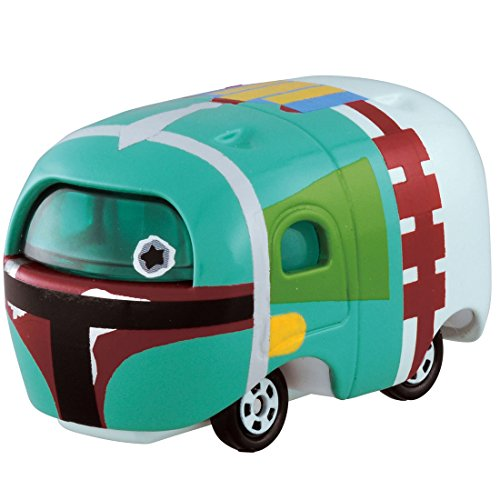 Tomica Star Wars Star Cars Tsumutsumu Boba Fett Zum (Fett Model Boba)