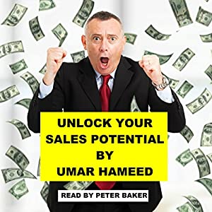 Unlock Your Sales Potential by Unleashing Your Crazy Sexy Brain Audiobook