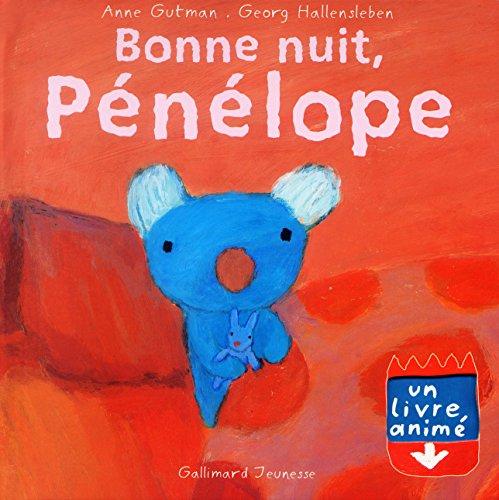 Bonne Nuit Penelope (French Edition)