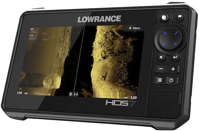 LOWRANCE HDS-7 LIVE ROW No trasduttore art.000-14418-001