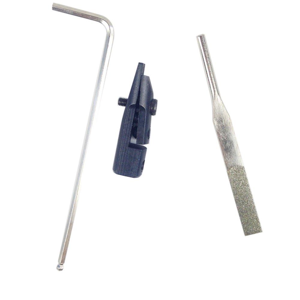 Black guangshun Air Grinder TLL-07 Power Tools Ultrasonic Files Grinder Mould Rib Luster Polishing Pneumatic Tool