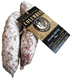 Columbus Salame Secchi Fiore 4.5 Ounces (Pack of 2 - total of 9 Ounces)
