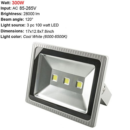 1000W Led Outdoor Lights - 7