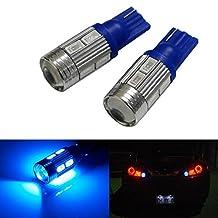 JDMTOY 25-SMD-1210 912 921 906 LED Bulbs For Back Up Reverse Lights, Ultra Blue