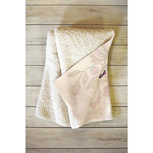 DENY Designs Medium Sherpa Blanket