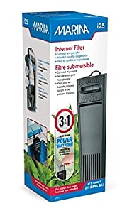 Marina I25 Internal Filter Reviews – Best quiet internal tank filter