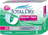 Total Dry Duo Booster Pad 4x12 Case of 180 - Bag of 30