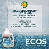 Earth Friendly Products ECOS 2X Liquid Laundry