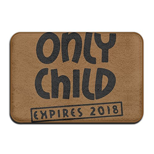 Only Child Expiring 2018-1 Indoor Outdoor Entrance Rug Non Slip Car Floor Mats Doormat Rugs For - York New Woodbury Mall
