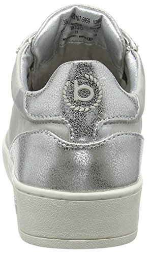 buy cheap countdown package largest supplier sale online Bugatti Women's 422291075959 Trainers Silver (Silver / Metallics 1390) affordable online for sale for sale sale online 0qNbJsjuf