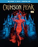 Crimson Peak [Blu-ray + DVD + Digital HD]