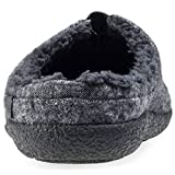 TOMS Berkeley Slipper Grey Slub Textile 13