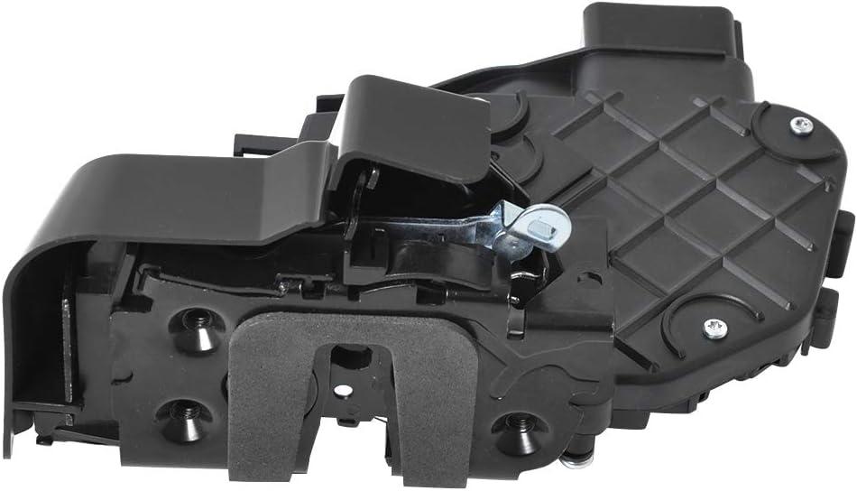 Serratura per portiera posteriore destra lato conducente per Range Rover Sport Evoque LR011302 Nero Naliovker colore