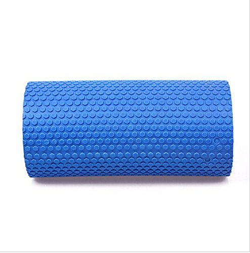 Edealing (TM) 1 PCS EVA Yoga Foam Roller Pilates Massage Fitness Trigger Point 30 x 15 cm