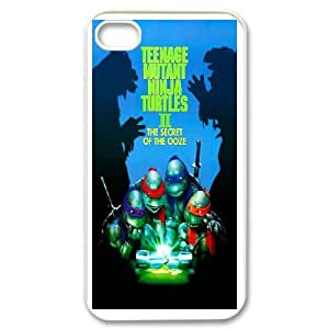 iPhone 4,4S Phone Case Teenage Mutant Ninja Turtles SA82682