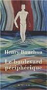 Le Boulevard périphérique par Bauchau