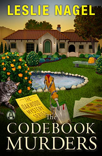 The Codebook Murders: The Oakwood Mystery Series (Oakwood Book Club Mystery 4) by [Nagel, Leslie]