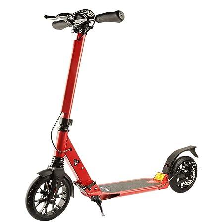 ZAQI Patinetes Scooters para Adolescentes con Freno de Disco ...
